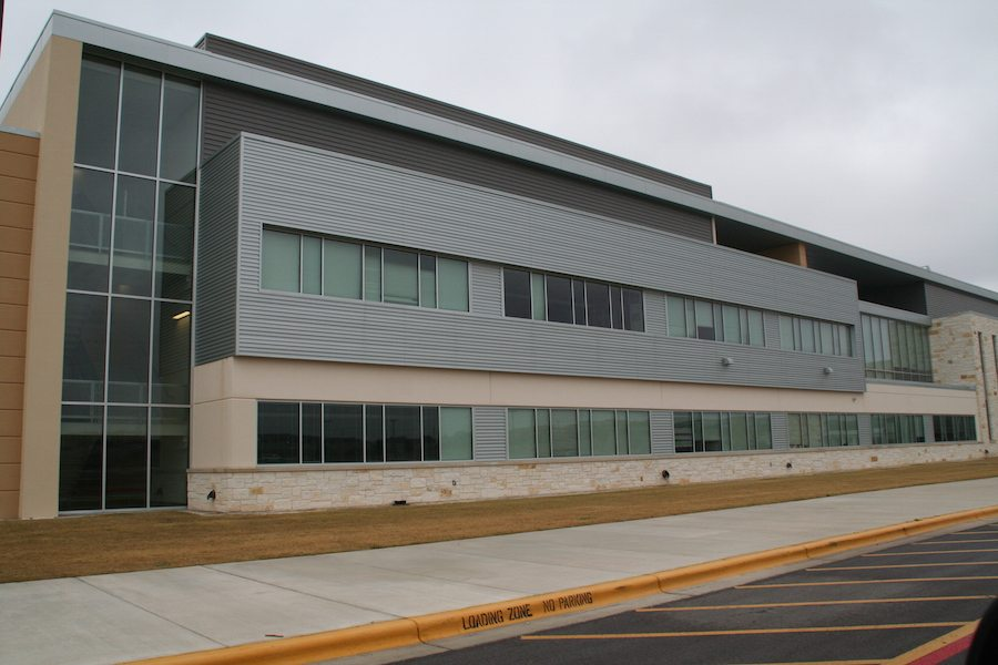Cedar Ridge High School Commercial Projects Anchor