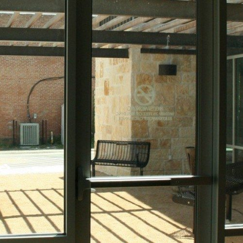 Commercial Storefront and Door   Entrances Gallery   Commercial Products   Anchor-Ventana Glass
