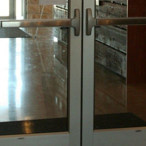 Commercial Doors | Entrances Gallery | Commercial Products | Anchor-Ventana Glass