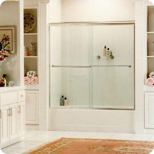 Frameless 1050 Sliding Shower Door   Shower Enclosures   Products   Residential   Anchor-Ventana Glass