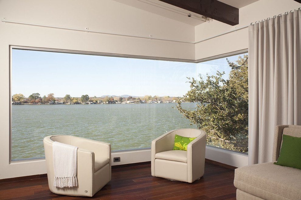 Glass wall systems residential gallery anchor ventana for Residential window walls