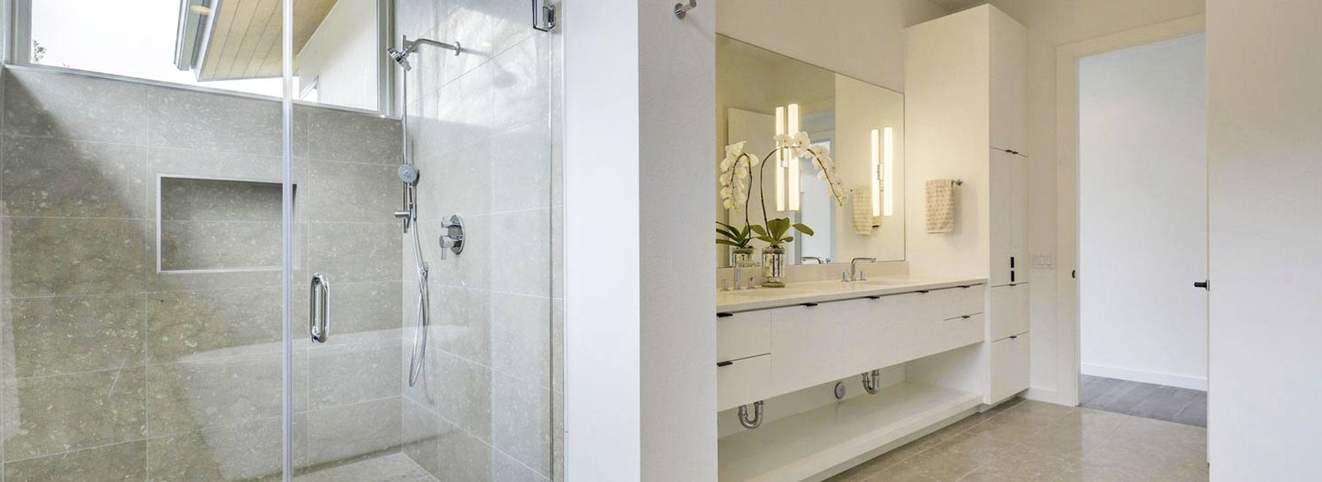 Frameless Showers | Anchor-Ventana Glass | Austin, Texas Glass Company