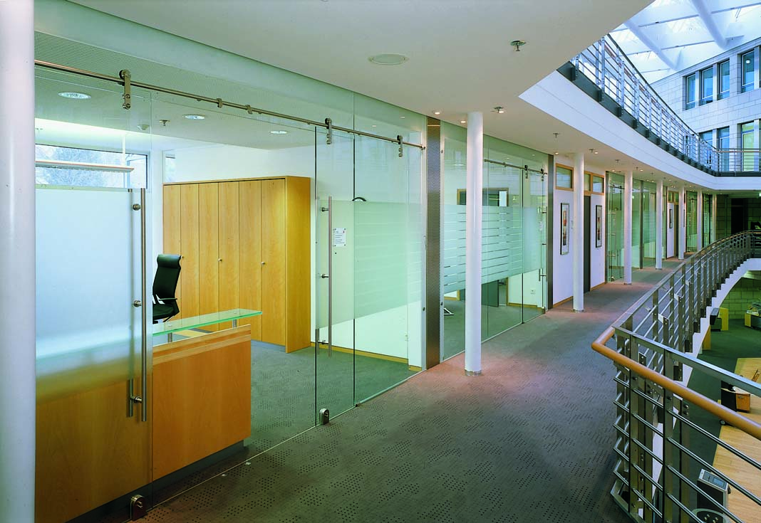 Commercial Interior Glass Commercial Gallery Anchor Ventana Glass