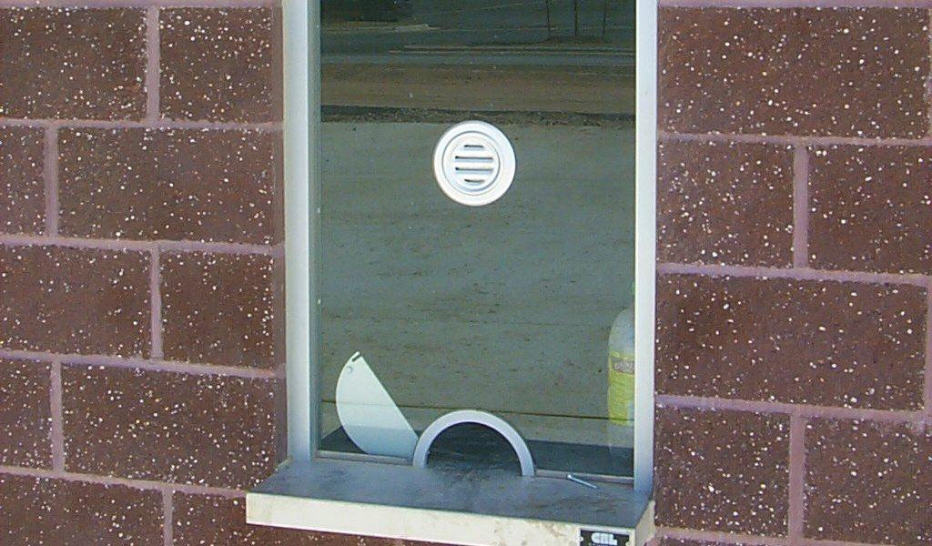 Commercial Partitions Amp Pass Thru Anchor Ventana Glass
