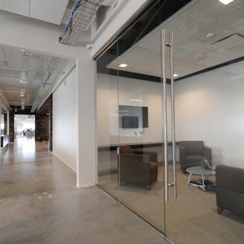 "1/2"" Glass Door and Glass Wall 