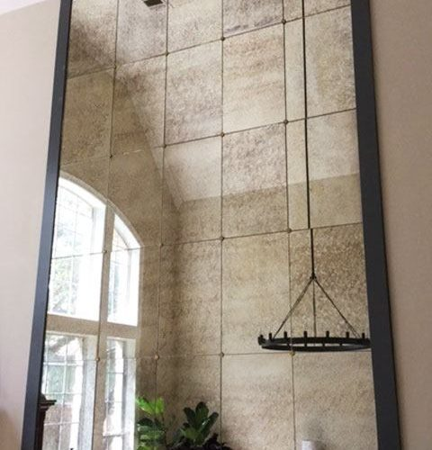 Framed Antique Mirror | Mirrors Gallery | Anchor-Ventana Glass