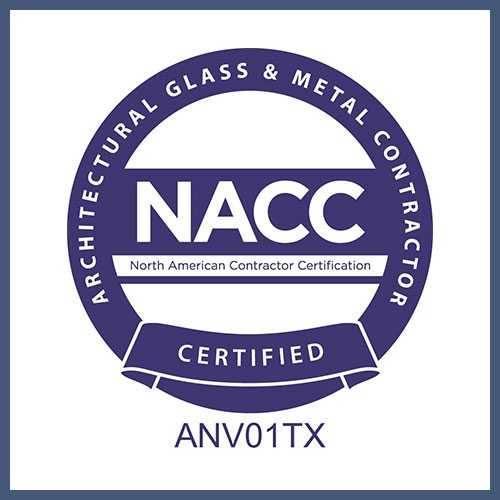 Anchor-Ventana is now NCAA Certified | Anchor-Ventana Glass