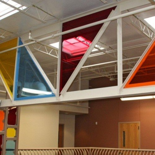 Colored Lexan Glass | Other Residential Glass | Residential Glass Gallery | Anchor-Ventana Glass