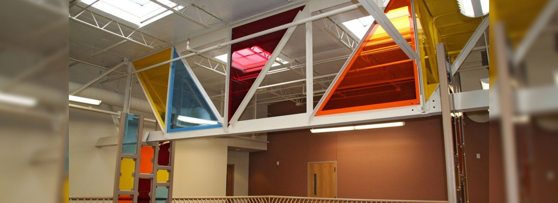 Colored Lexan Glass | Resistant Glass Gallery | Commercial Products | Anchor-Ventana Glass