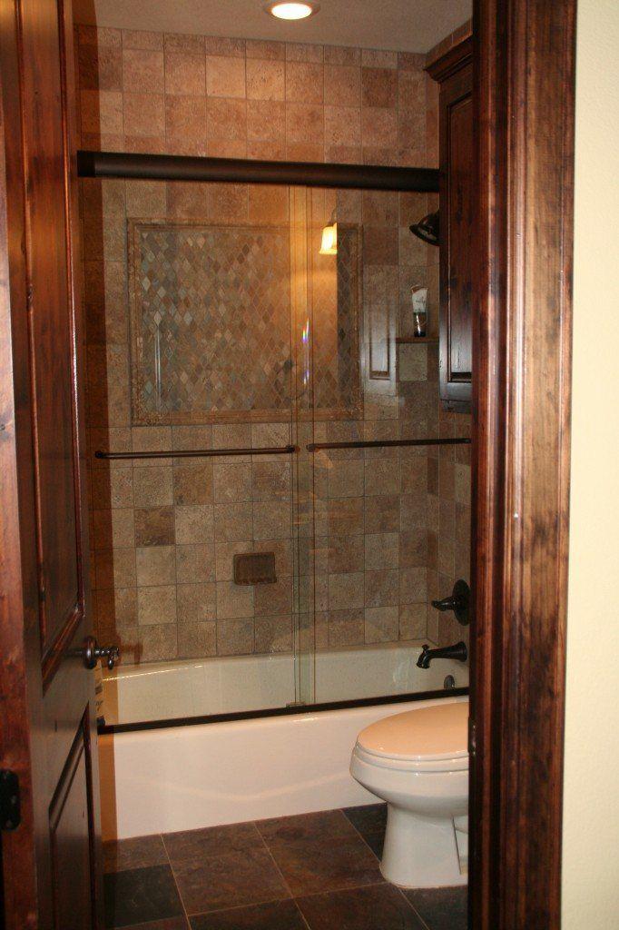 Semi-Frameless Shower Enclosures Gallery   Anchor-Ventana Glass
