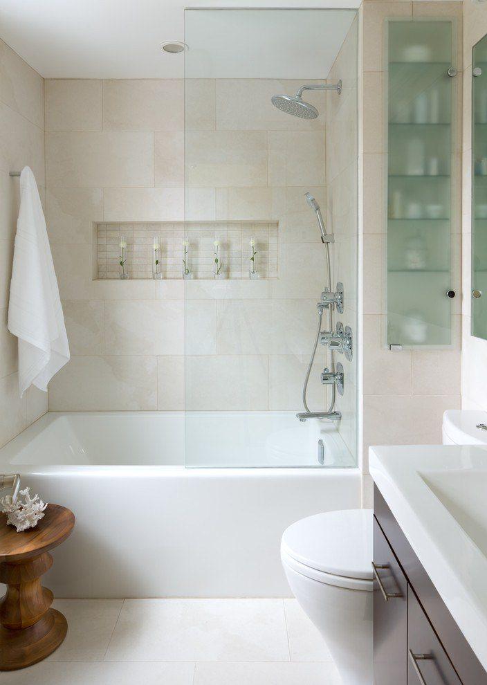Frameless Shower Enclosures Gallery | Residential Anchor-Ventana Glass