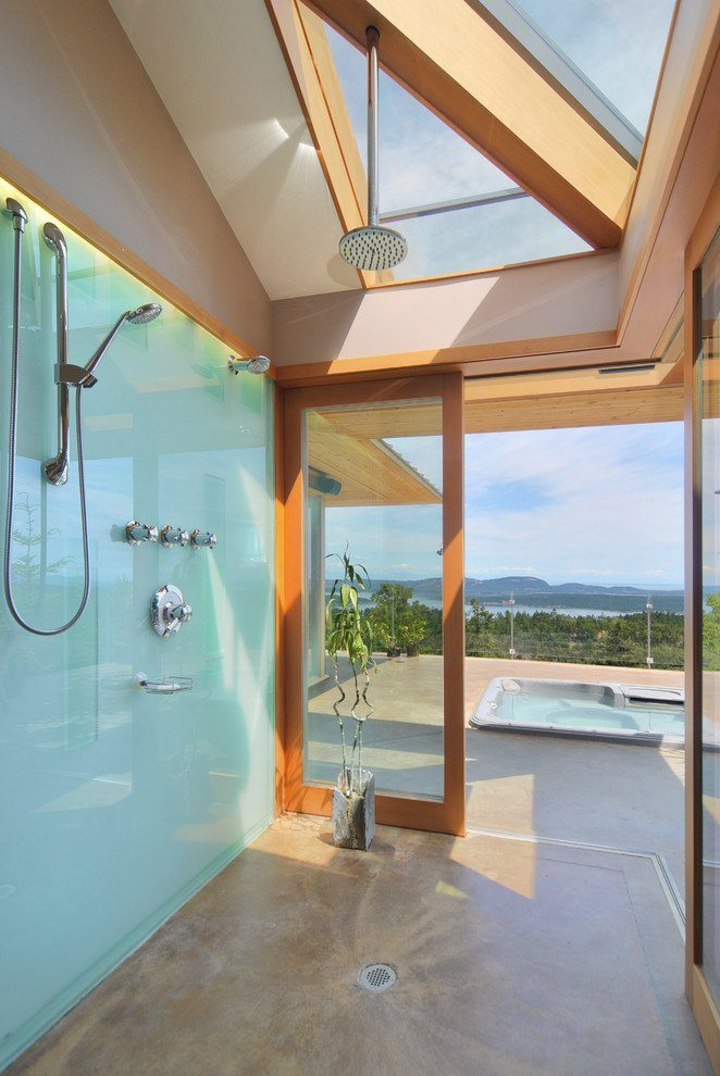 Shower Enclosures | Residential Glass Products | Anchor-Ventana Glass