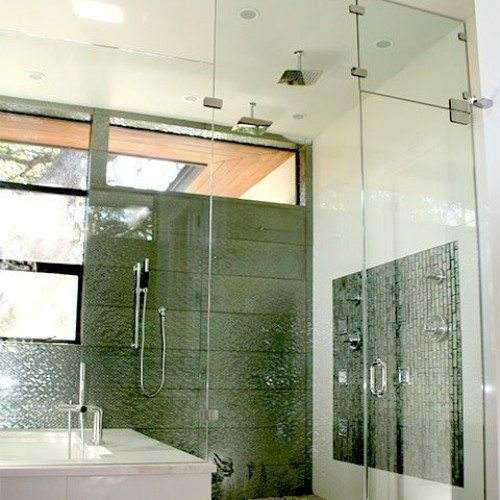 Residential | Frameless Shower | Shower Gallery | Anchor-Ventana Glass